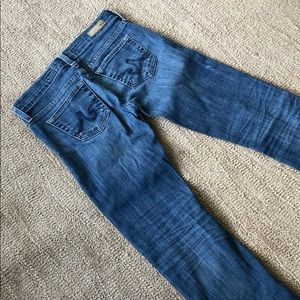 AG Relaxed straight fit jeans